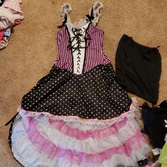 "Leg Avenue Other - Womens Costume ""Burlesque Girl"""